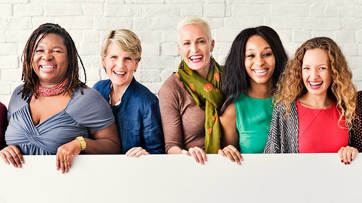 VITALShift Women Working Together